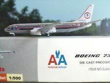 Starjets 1:500 American Airlines  B737-800 polished plus Herpa Wings Katalog