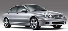 Jaguar X Type 2001 ~ 2009 workshop service de réparation Manuel & wiring diagrams x400