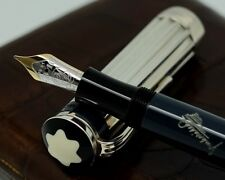 MONTBLANC Charles Dickens 2001 Limited Edition Sterling 925 Fountain Pen