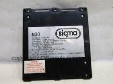 Subaru Impreza MK2 bugeye 00-07 M30 Sigma alarm ECU thatcham