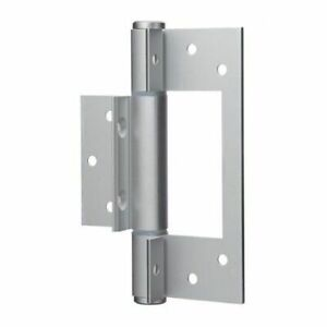 Door Hinge Heavy Duty Aluminium Fast-Fix 130mm
