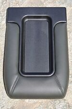 95-99 CHEVROLET C1500 C2500 C3500 DARK GREY CENTER CONSOLE LID STORAGE COVER