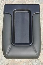 95-99 CHEVROLET K1500 K2500 K3500 DARK GREY CENTER CONSOLE LID STORAGE COVER
