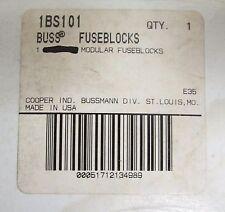 Cooper Bussman Buss 1Bs101 600 V 100 Amp Modular Fuseblock