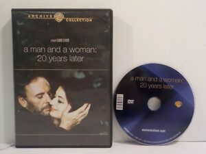 Man and a Woman: 20 Years Later (DVD)