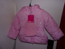 3690fb161 Hawke & Co.: Girls / Toddlers 24 Months Pink Coat & Hat Combo /