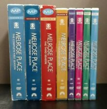 Melrose Place: Seasons 1-4 & Seasons 5 + 6 Volumes 1 and 2  (DVD)    LIKE NEW