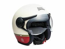 Royal Enfield Genuine Scrambler Baker Express Matt White Helmet
