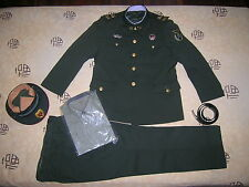 Obsolete 07's series China PLA Army Man NCO Winter Uniform,Set