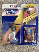 1992 Starting Lineup KEN GRIFFEY JR. Seattle Mariners MLB Dark Jersey