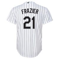 Todd Frazier MLB Majestic Chicago White Sox Cool Base Home Jersey Youth (S-XL)