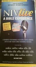 Complete Bible on Audio CD's.NivLive New with case/damaged box  (B53)