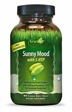 Irwin Naturals Sunny Mood With 5 HTP 80 Count