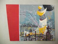 LIMA DE FREITAS original painting