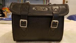 Brooks Bicycle Large under seat Saddle Bag