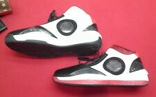 nike mens air jordan 2010 wade basketball shoes 387358-061 andruw jones COA