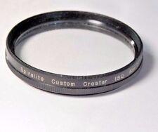Used Spiralite Custom Crostar 1SQ Series 7 Filter star