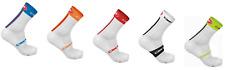 Lot 5 pairs castelli free cycling socks
