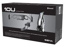 Sena 10U Bluetooth 4.1 INTERCOMUNICADOR Shoei Gt Air Reino Unido Proveedor y garantía 2017 (nuevo)