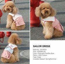Dobaz 100% Cotton Female Clothing & Shoes for Dogs
