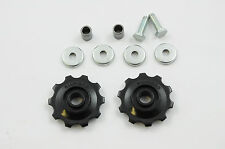 SHIMANO JOCKEY WHEELS 5 or 6 or 7 SPEED DERAILLEUR,GEAR MECH PULLEY SET