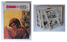 Super Attack 3+1 numero 7, Lire 200, Settembre 1966, manca una pagina
