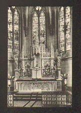 DOMART-en-PONTHIEU (80) INTERIEUR de L'EGLISE