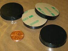 4 SORBO VIBRATION ISOLATION DISC FEET PAD 1.5x1/4in 38x6mm MOTOR AMP FIRM 70D