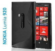 S-LINE WAVE GRIP GEL CASE COVER SKIN FOR NOKIA LUMIA 920 - LUMIA 920