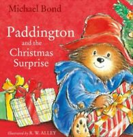 Michael Bond - Preschool Story Book: PADDINGTON AND THE CHRISTMAS SURPRISE - NEW