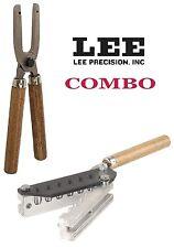 Lee 6 Cavity Bullet Mold & Mold Handles * 44 Spc/ 44 Rem Mag/ 44-40 WCF * 90428
