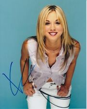 KALEY CUOCO Signed Autographed THE BIG BANG THEORY PENNY HOFSTADTER Photo