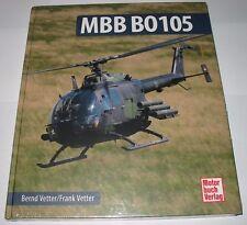 Bildband Hubschrauber MBB B0 105 CB / CBS Bernd Vetter / Frank Vetter NEU!