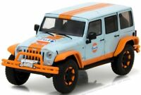 GREENLIGHT 86089, JEEP WRANGLER UNLIMITED GULF OIL, 1:43 SCALE