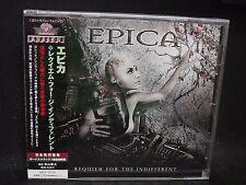 EPICA Requiem For The Indifferent + 1 JAPAN CD Delain After Forever Karmaflow