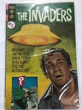 """1967 """"The Invaders"""" #1 Gold Key Comic"""