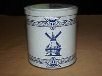 "VINTAGE 5 1/4"" HIGH WINDMILL METAL TIN CAN"