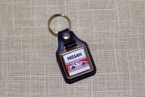 Nissan Silvia S12 Keyring - Leatherette Car Keyfob