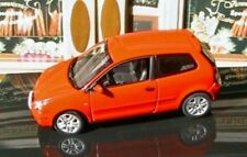 VOLKSWAGEN VW POLO IV 2002 9N RED METAL AUTOart 1/43 NEW GERMANY ROT ROUGE ROSSO