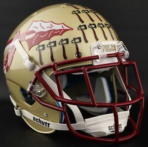 *CUSTOM* FLORIDA STATE SEMINOLES Schutt XP Authentic GAMEDAY Football Helmet