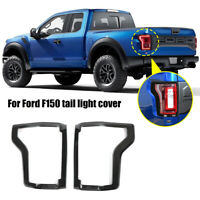 Rear light Truck Plated Taillight Tail lamp Trim Bezel Cover For Ford F150 2016+