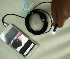 Waterproof Endoscope  Borescope Snake Tube Pipe Camera for Android Smartphone