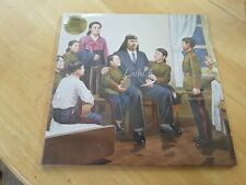 Laibach .. The Sound of  Music .. Gold Vinyl  & Digital Copy .. New Sealed