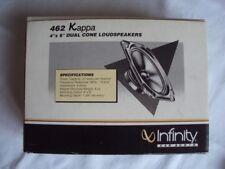 INFINITY KAPPA 462 4x6 pollici vuoto originale completamente imballaggio