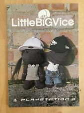 Little Big Vice Playstation 3 & Vice collaboration Travel sized magazine