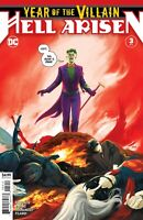 Year of the Villain Hell Arisen #3 Punchline comic 2nd Print NM unread 2020