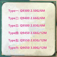 Intel Core 2 Quad Q9300 Q9400 Q9500 Q9450 Q9550 Q9650 LGA775 Desktop CPU