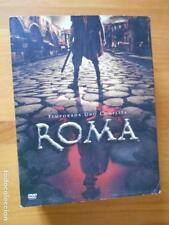 DVD ROMA - TEMPORADA UNO COMPLETA - 6 DISCOS - 12 EPISODIOS (5D)