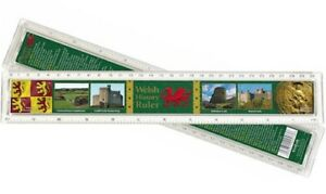 Welsh History 30cm Ruler