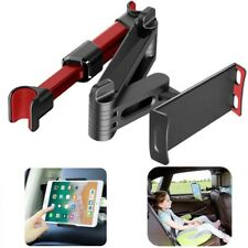 360° Rotation Car Headrest Holder For Phone Tablet Stretchable Car Seat Mount